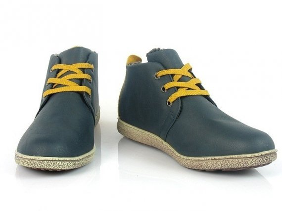 STYLOWE Ocieplane Męskie buty za Kostkę