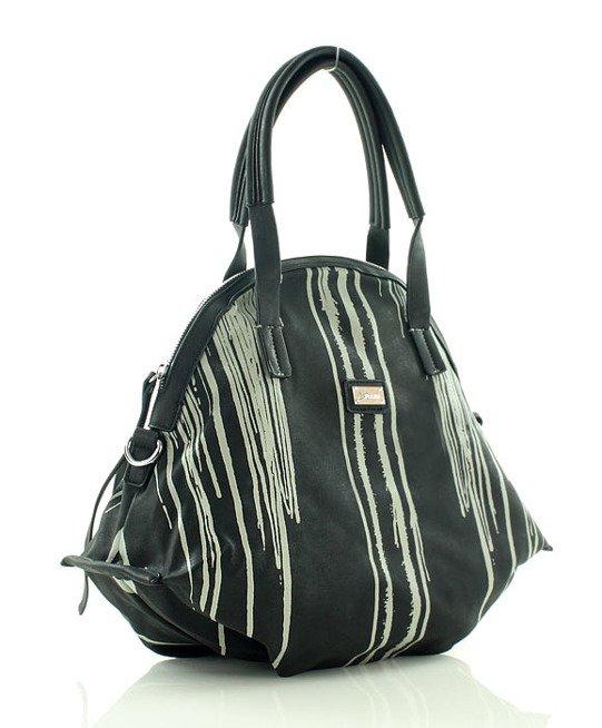 Oryginalna torebka damska czarna